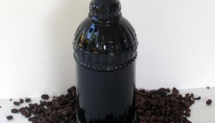 Bottle of Coffee Liqueur