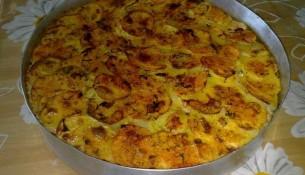 patate riso e cozze ricetta tiella barese bari