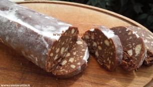 salame al cioccolato ricetta barese pugliese