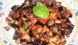 melanzane a funghetto ricetta bari puglia