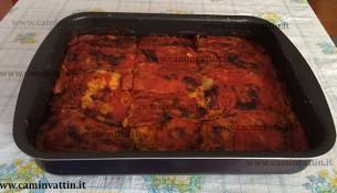 parmigiana di malanzane ricetta barese - camin vattin bari ai lov iu