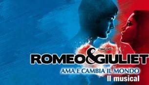 Romeo e Giulietta - Ama e cambia il mondo - BARI Palaflorio