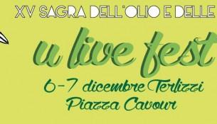 u live fest terlizzi bari sagra dell olio e delle olive