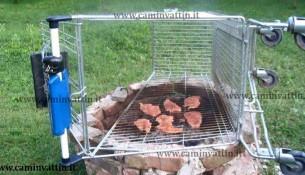 carrello ipercoop per barbecue pasquetta bari