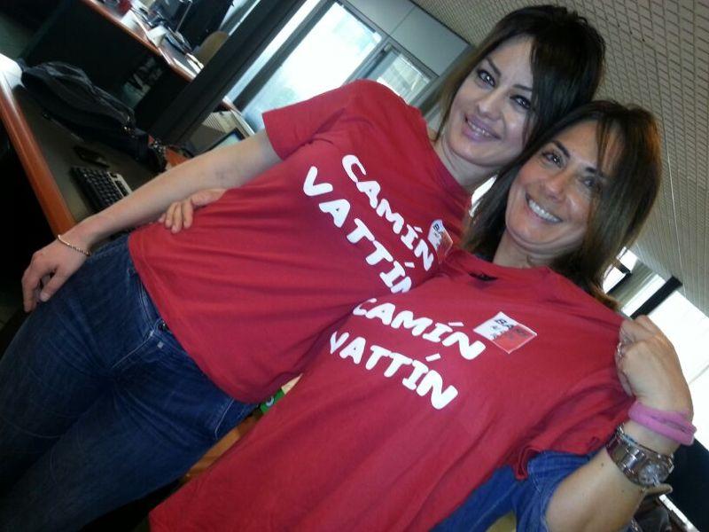 Claudia Carbonara e Annamaria Rosato