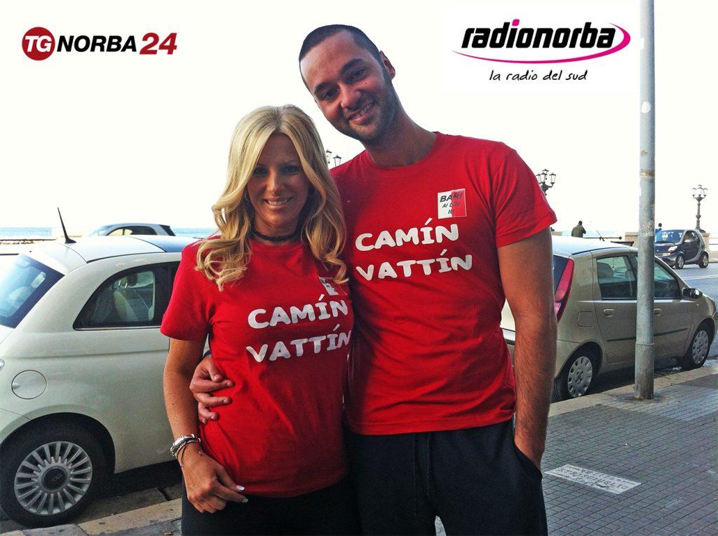 Daniela Mazzacane e Stefano Mastrolitti