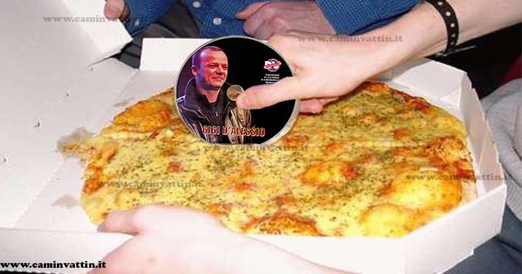 gigi d'alessio pizza napoletana doc napoli cd cover immagini divertenti vignette baresi bari camin vattin