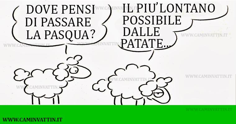 Vignette Umoristiche Pasquali Powermall