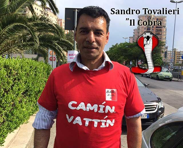"Sandro Tovalieri ""il Cobra"""