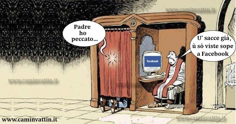 Ridiamoci su... - Pagina 4 Confessionale-chiesa-prete-vignette-immagini-divertenti-foto