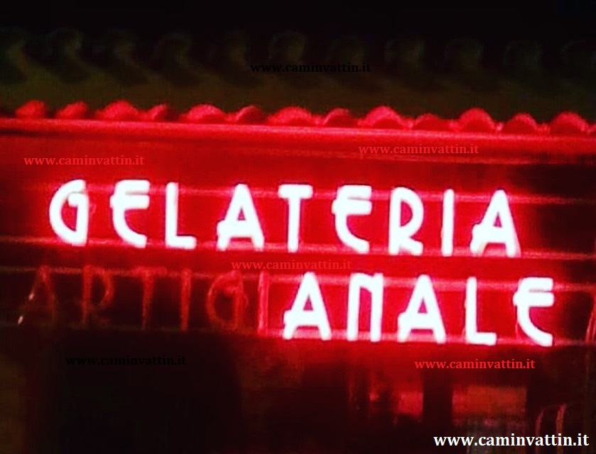 gelateria anale