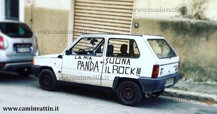 la mia panda suona il rock ivano fossati