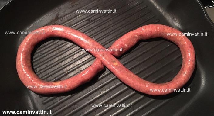 salsiccia zampina barese