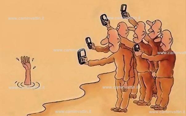 smartphone selfie videofonino