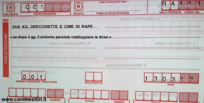 certificato medico regione puglia asl bari