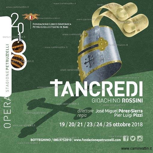 TANCREDI di Gioachino Rossini al Teatro Petruzzelli