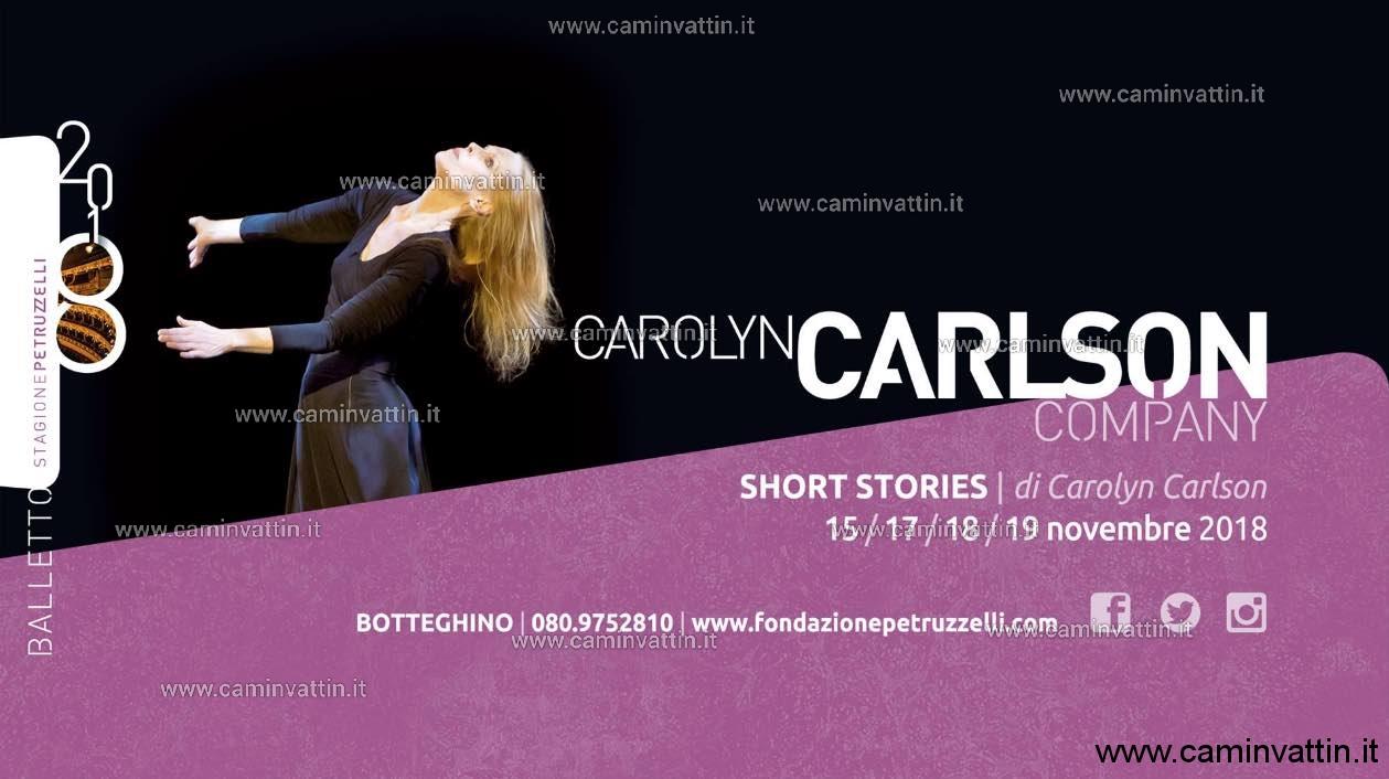 carolyn carlson company teatro petruzzelli