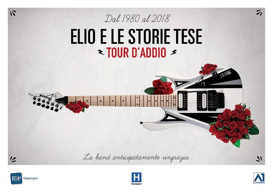 """54a52f0fac ELIO E LE STORIE TESE in Concerto a Bari – """"Tour d'Addio dal 1980 al 2018"""""""