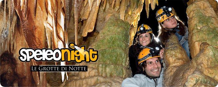 speleonight grotte castellana