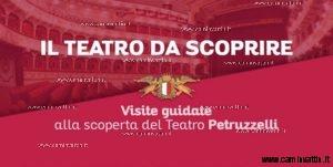 visite guidate teatro petruzzelli bari
