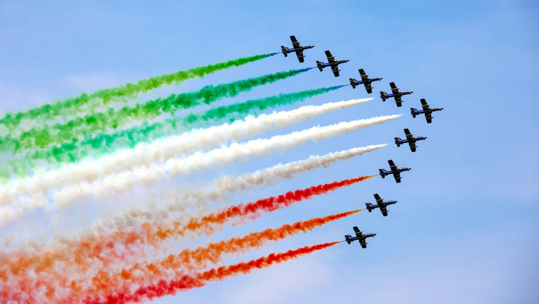 Frecce Tricolori Calendario 2020.Frecce Tricolori A Giovinazzo Per L Inaugurazione Del