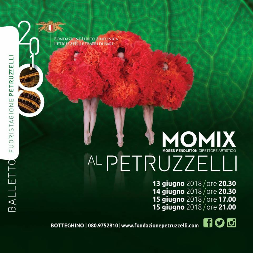 momix 2018 teatro petruzzelli