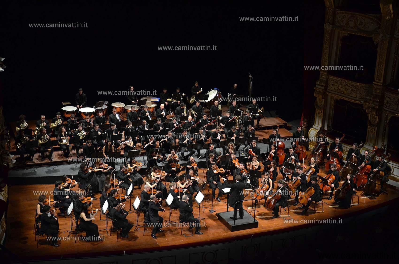 orchestra sinfonica della fondazione petruzzelli