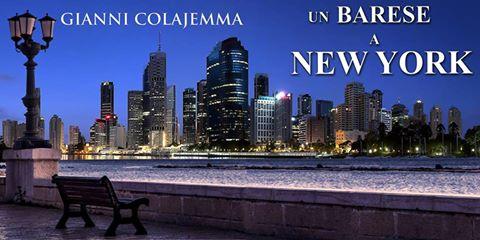"""""""UN BARESE A NEW YORK"""" di e con Gianni Colajemma – Inaugurazione stagione  Teatro Barium 5eac671b7712"""