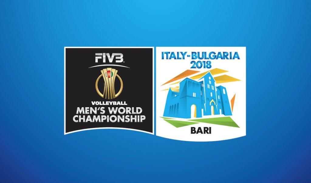 fivb volleyball mens world championship italy bulgaria 2018 bari