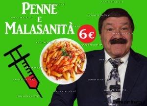 penne e malasanita nicola pignataro
