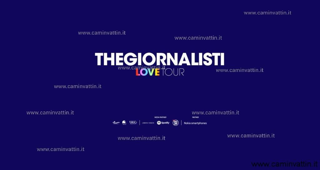 the giornalisti love tour palaflorio bari