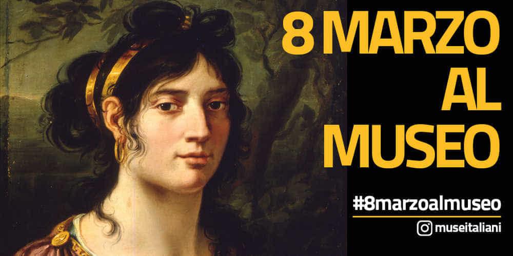 8 marzo al museo gratis festa della donna