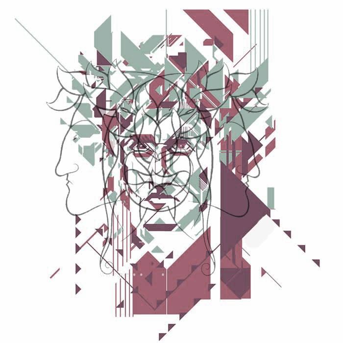 PER ME SI VA I volti di Dante in Letteratura Filosofia e Arte bari universita aldo moro
