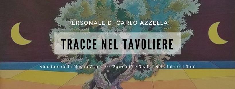 Tracce nel Tavoliere mostra personale di Carlo Azzella