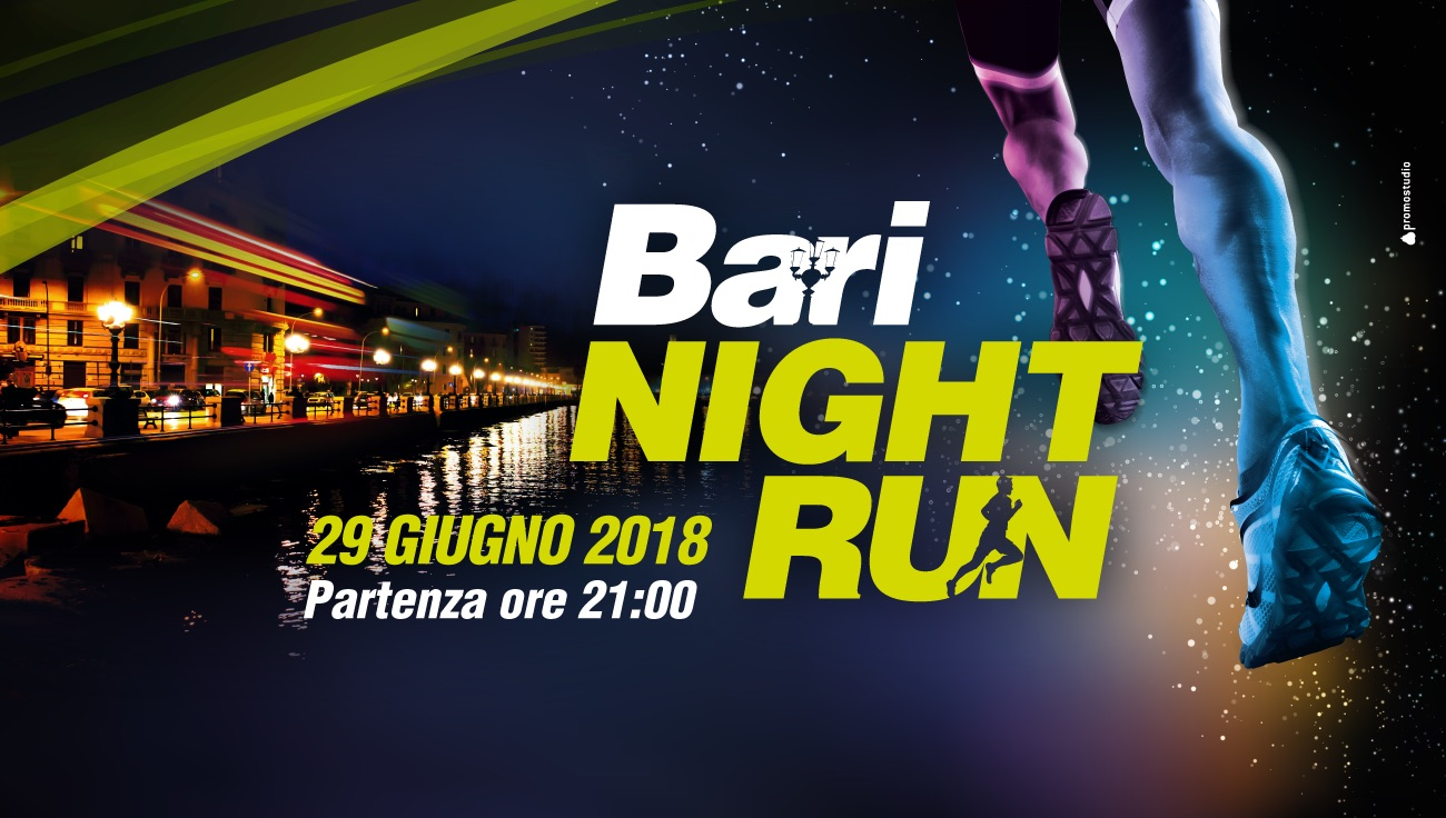 bari night run 2018