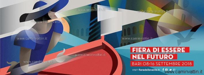 Calendario Fiera Del Levante.Fiera Del Levante 2018 82ª Edizione Camin Vattin