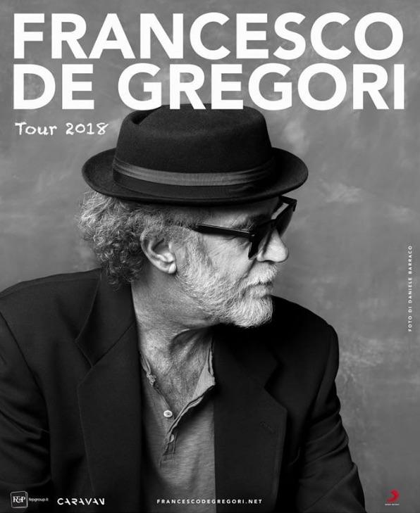 francesco de gregori concerto live trani 2018
