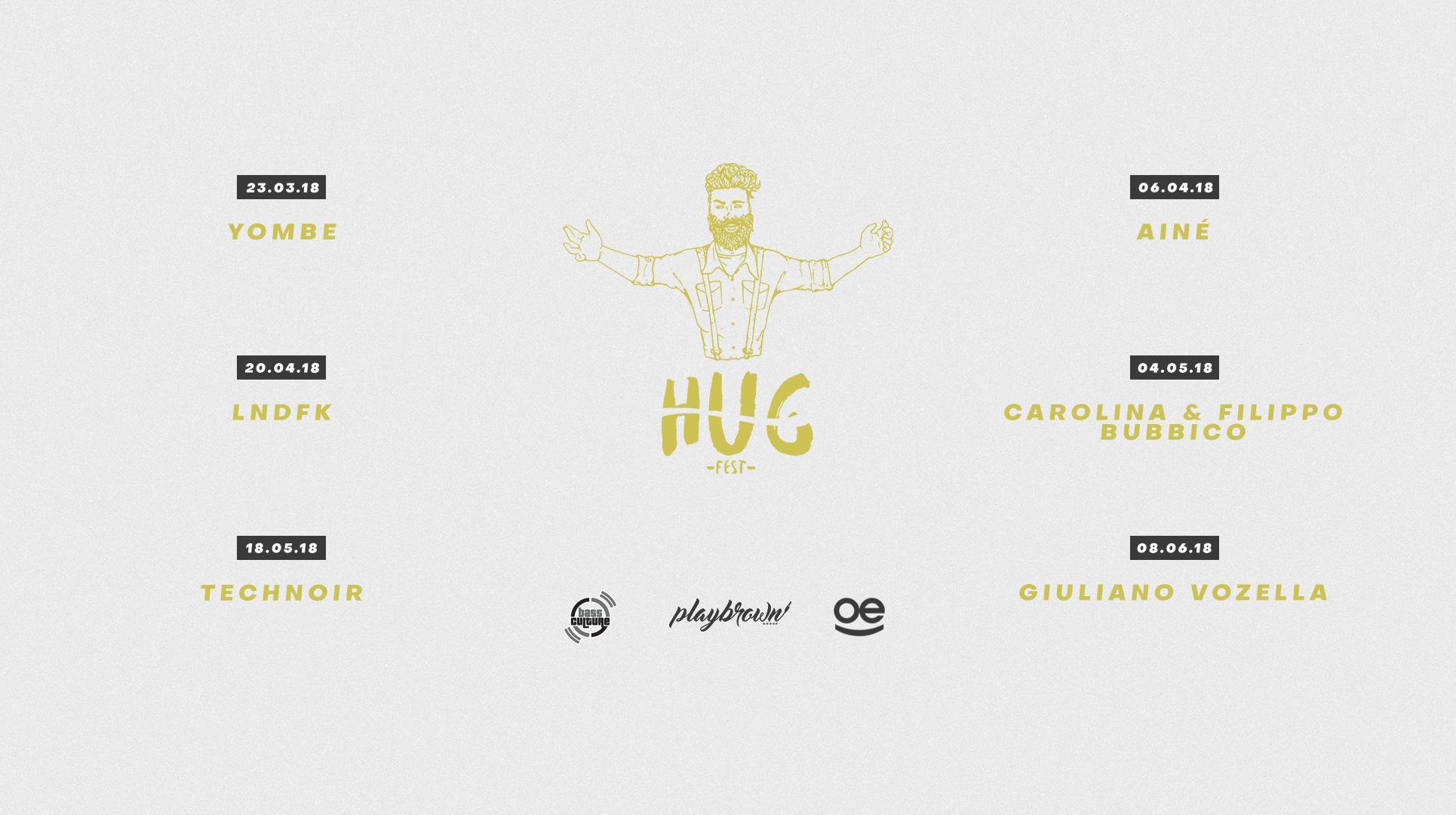 hug fest 2018 officina degli esordi