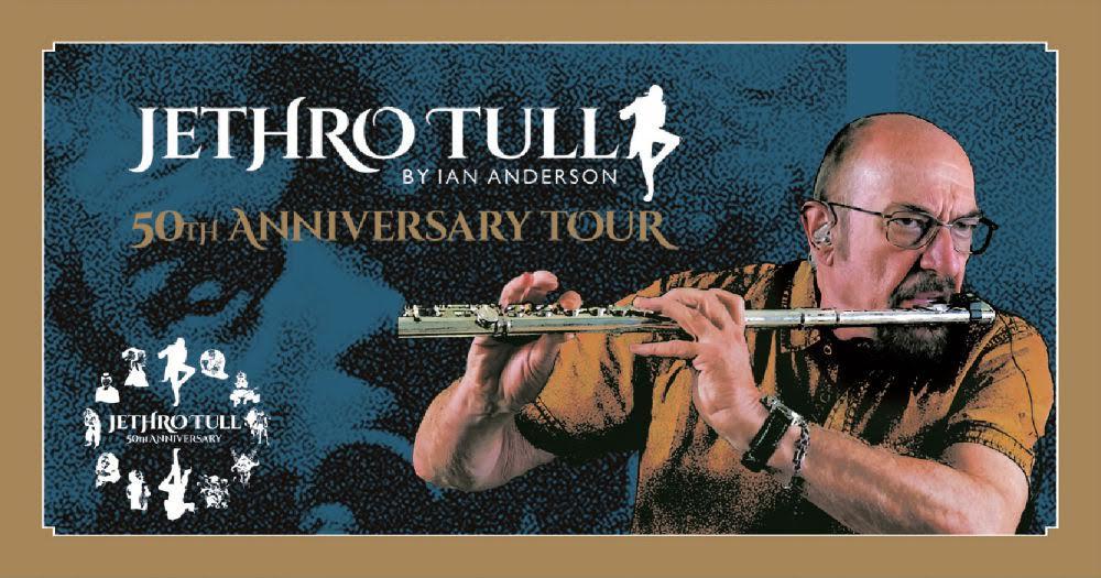 jethro tull 50th anniversary tour molfetta