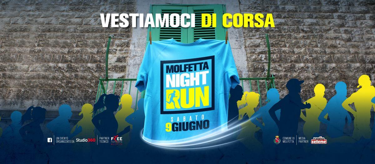 molfetta night run 2018