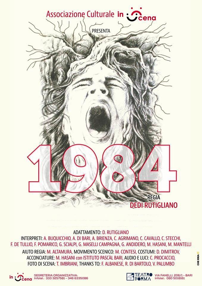 1984 teatro forma
