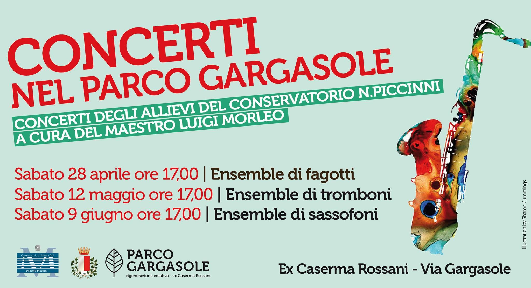 Concerti nel Parco Gargasole