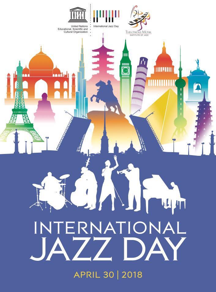 International Jazz Day The Flash Mob