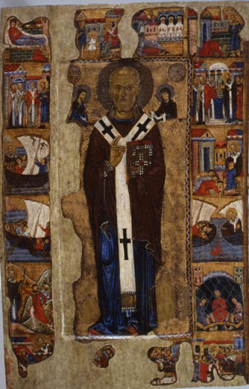 San Nicola e storie della sua vita