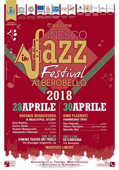 UNESCO in Jazz Festival 2018