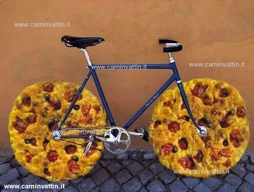 La mia nuova bicicletta