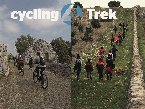 ciclomurgia escursioni in bici e a piedi