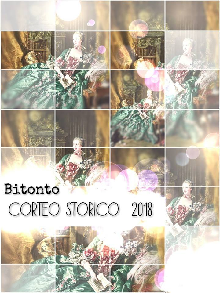 corto storico rievocativo Della Battaglia Di Bitonto 2018