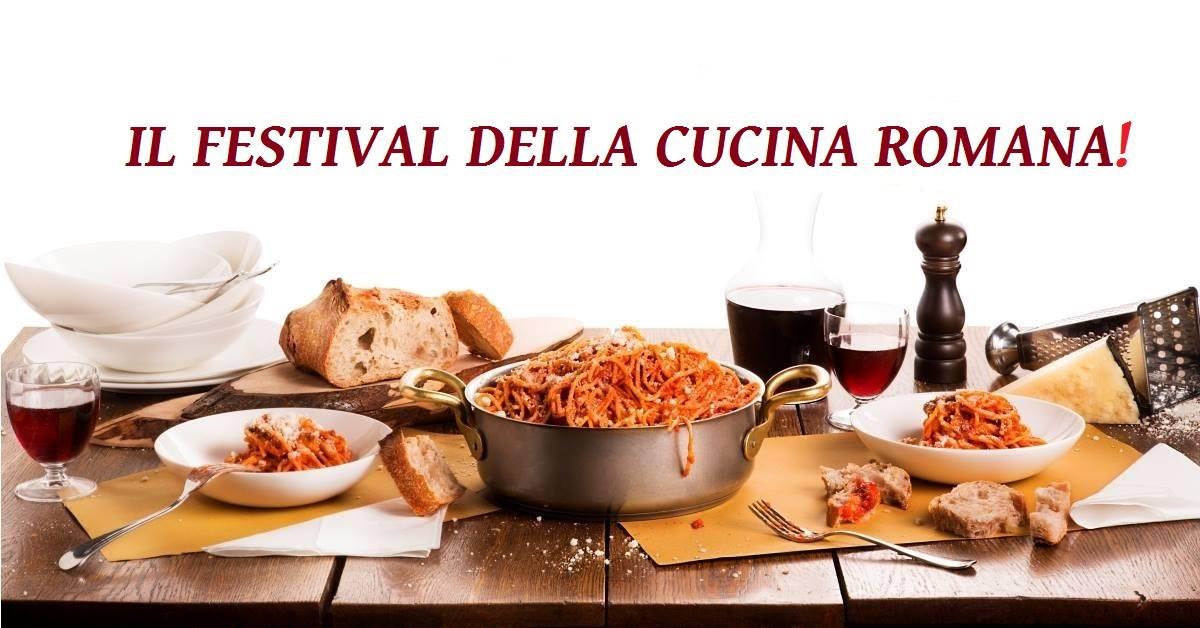 il festival della cucina romana eataly bari