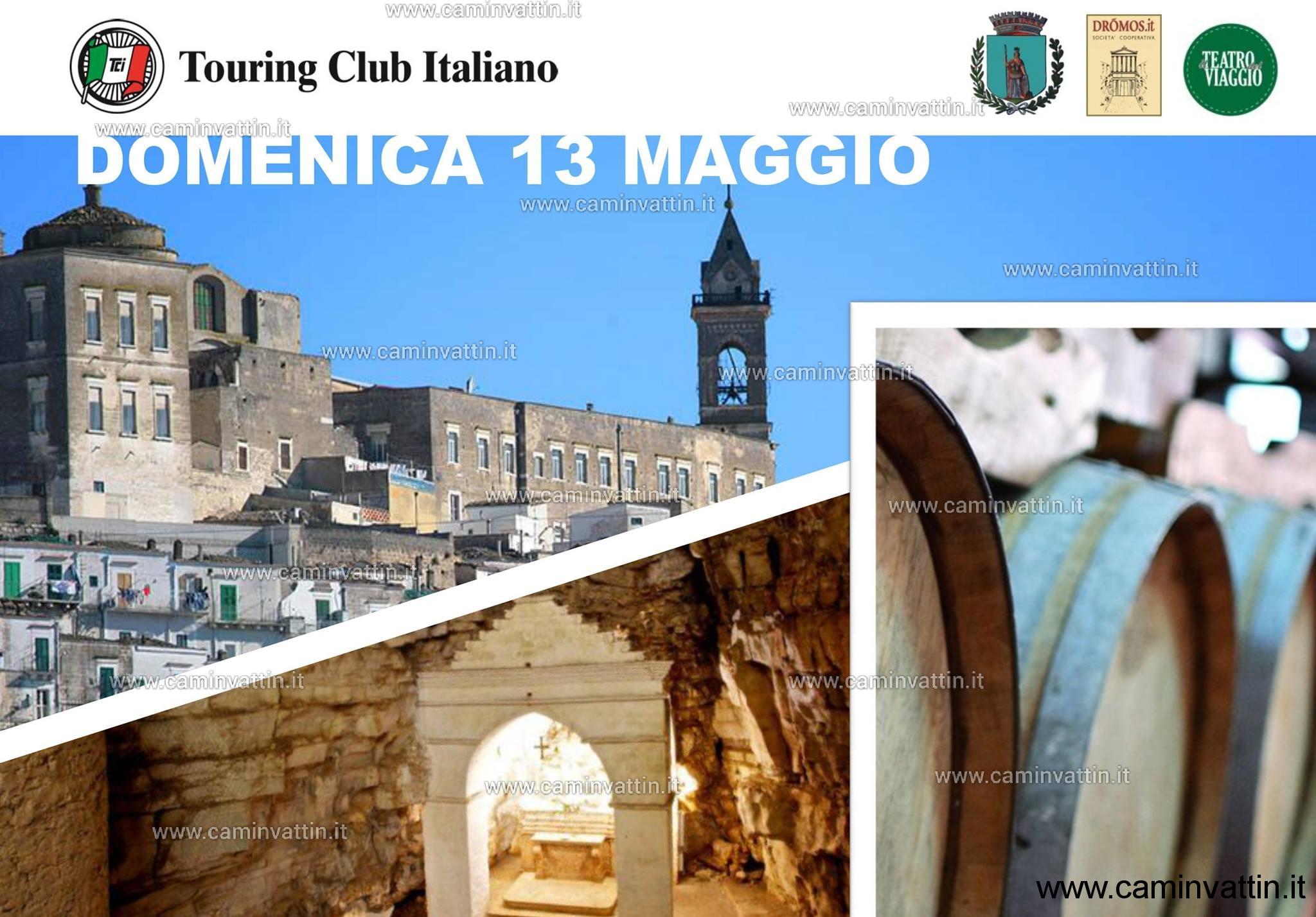 Alla riscoperta di Minervino Murge con il Touring Club Italiano